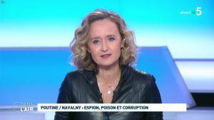 Caroline Roux dans C dans l'Air - 28/01/21 - 02