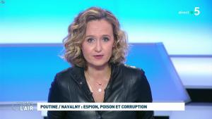 Caroline Roux dans C dans l'Air - 28/01/21 - 03