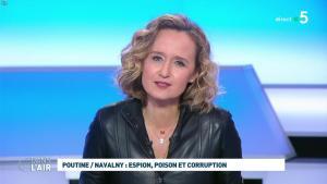 Caroline Roux dans C dans l'Air - 28/01/21 - 19