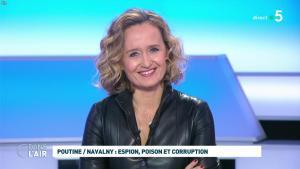 Caroline Roux dans C dans l'Air - 28/01/21 - 45