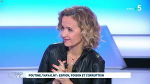 Caroline Roux dans C dans l'Air - 28/01/21 - 50