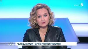 Caroline Roux dans C dans l'Air - 28/01/21 - 58
