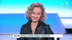 Caroline Roux dans C dans l'Air - 28/01/21 - 60