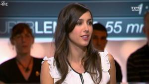 Elise Chassaing dans la Quotidienne Du Cinema - 03/06/11 - 3