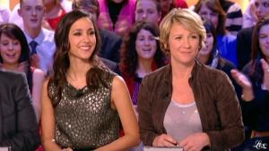 Elise Chassaing dans le Grand Journal De Canal Plus - 05/02/10 - 1