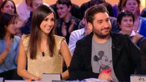 Elise Chassaing dans le Grand Journal De Canal Plus - 25/01/10 - 1