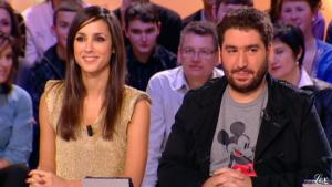 Elise Chassaing dans le Grand Journal De Canal Plus - 25/01/10 - 2
