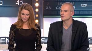 Valérie Amarou dans la Quotidienne Du Cinema - 05/11/10 - 2