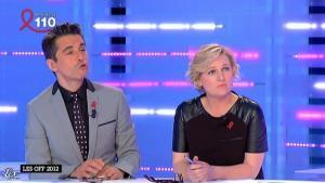 Anne-Elisabeth Lemoine dans la Nouvelle Edition - 30/03/12 - 07