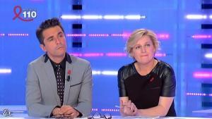 Anne-Elisabeth Lemoine dans la Nouvelle Edition - 30/03/12 - 08