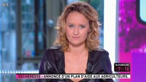 Caroline Roux dans la Matinale - 10/06/11 - 03