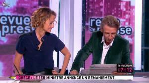 Caroline Roux dans la Matinale - 16/06/11 - 02