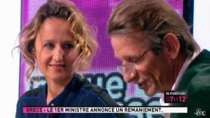 Caroline Roux dans la Matinale - 16/06/11 - 03