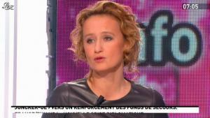 Caroline Roux dans la Matinale - 21/02/12 - 01