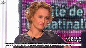 Caroline Roux dans la Matinale - 21/02/12 - 04