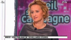 Caroline Roux dans la Matinale - 21/02/12 - 05