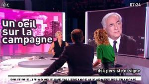 Caroline Roux dans la Matinale - 21/09/11 - 05