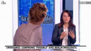 Caroline Roux dans la Matinale - 22/05/12 - 05