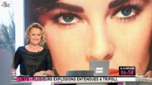 Caroline Roux dans la Matinale - 24/03/11 - 03