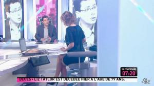 Caroline Roux dans la Matinale - 24/03/11 - 04