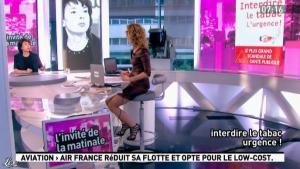 Caroline Roux dans la Matinale - 25/05/12 - 19