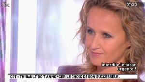 Caroline Roux dans la Matinale - 25/05/12 - 21