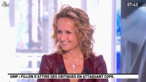 Caroline Roux dans la Matinale - 25/05/12 - 28