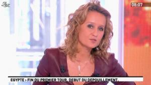 Caroline Roux dans la Matinale - 25/05/12 - 34