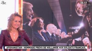 Caroline Roux dans la Matinale - 25/05/12 - 45