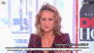 Caroline Roux dans la Matinale - 25/05/12 - 48