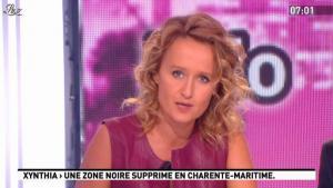 Caroline Roux dans la Matinale - 28/09/11 - 01