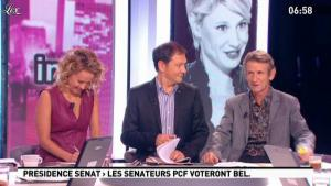 Caroline Roux dans la Matinale - 28/09/11 - 04
