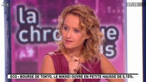 Caroline Roux dans la Matinale - 28/09/11 - 05