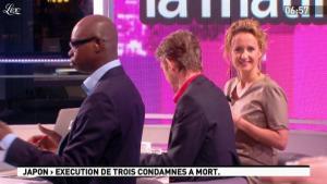 Caroline Roux dans la Matinale - 29/03/12 - 01