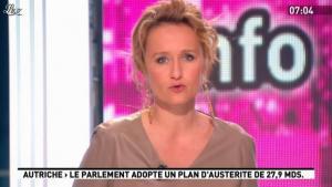Caroline Roux dans la Matinale - 29/03/12 - 04