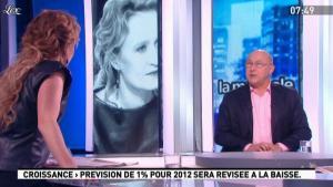 Caroline Roux dans la Matinale - 30/01/12 - 05