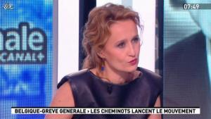 Caroline Roux dans la Matinale - 30/01/12 - 06