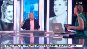 Caroline Roux dans la Matinale - 30/01/12 - 08