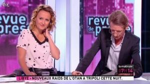 Caroline Roux dans la Matinale - 31/05/11 - 02