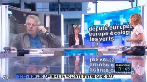 Caroline Roux dans la Matinale - 31/05/11 - 03