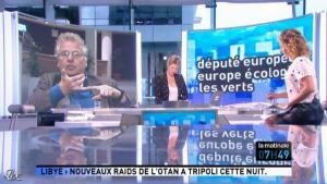 Caroline Roux dans la Matinale - 31/05/11 - 04