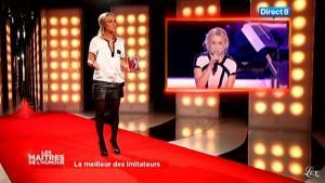 Cécile de Menibus dans les Maitres de l'Humour - 03/02/12 - 01