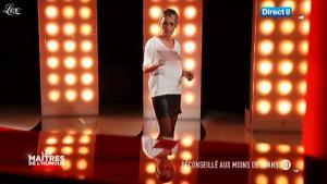 Cécile de Menibus dans les Maitres de l'Humour - 27/01/12 - 01
