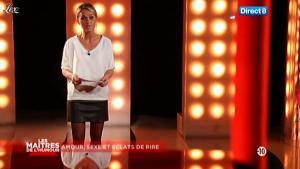 Cécile de Menibus dans les Maitres de l Humour - 27/01/12 - 03
