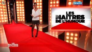 Cécile de Menibus dans les Maitres de l'Humour - 27/01/12 - 04