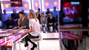 Cécile de Menibus chez Morandini - 04/01/12 - 02
