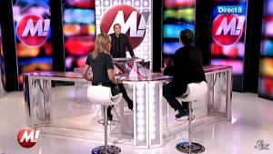 Cécile de Menibus chez Morandini - 19/04/12 - 03