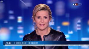 Laurence Ferrari au JT de 20h - 31/01/12 - 10