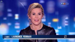 Laurence Ferrari au JT de 20h - 31/01/12 - 11