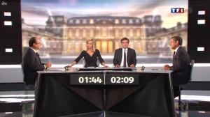 Laurence Ferrari dans le Debat Presidentiel - 02/05/12 - 02